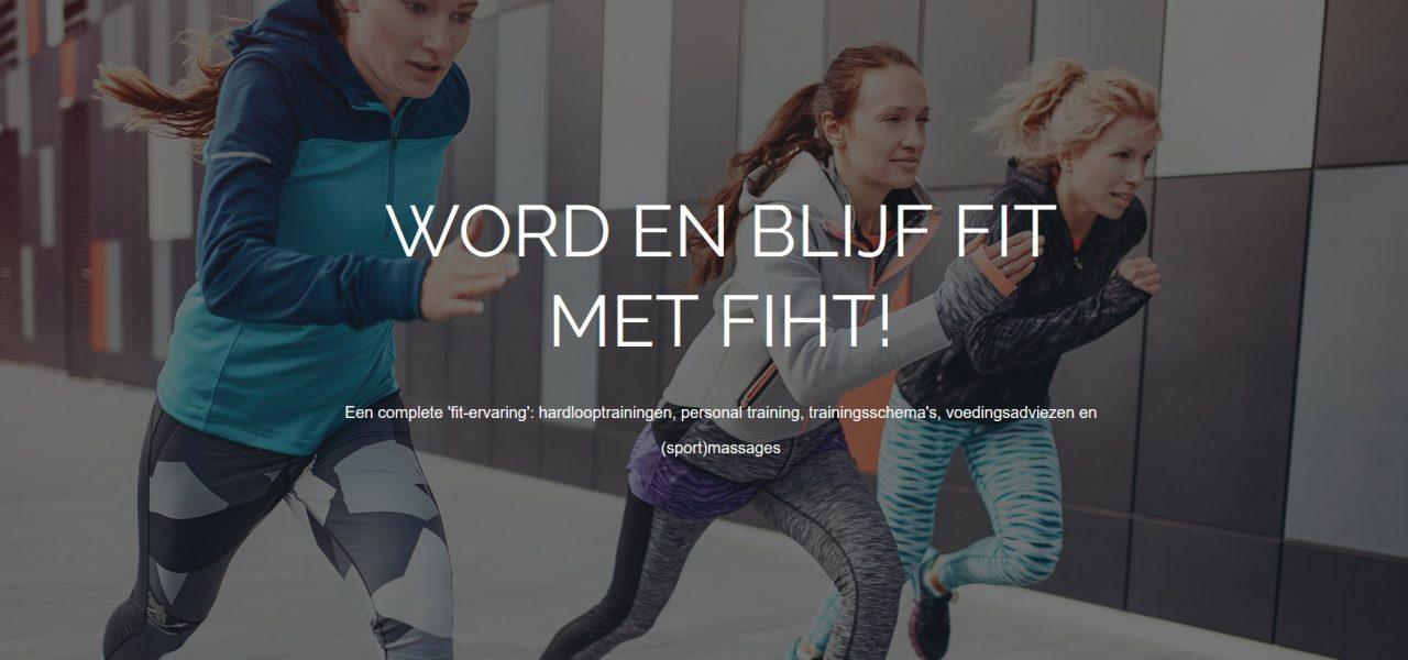 Word en blijf fit met FiHt